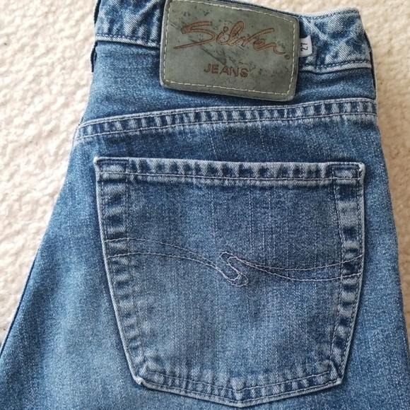Silver Jeans Denim - Silver Clothing Co. Denim Jeans